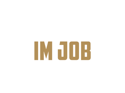 Held im Job Logo Gold